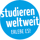 """DAAD """"studieren weltweit – ERLEBE ES!"""""""